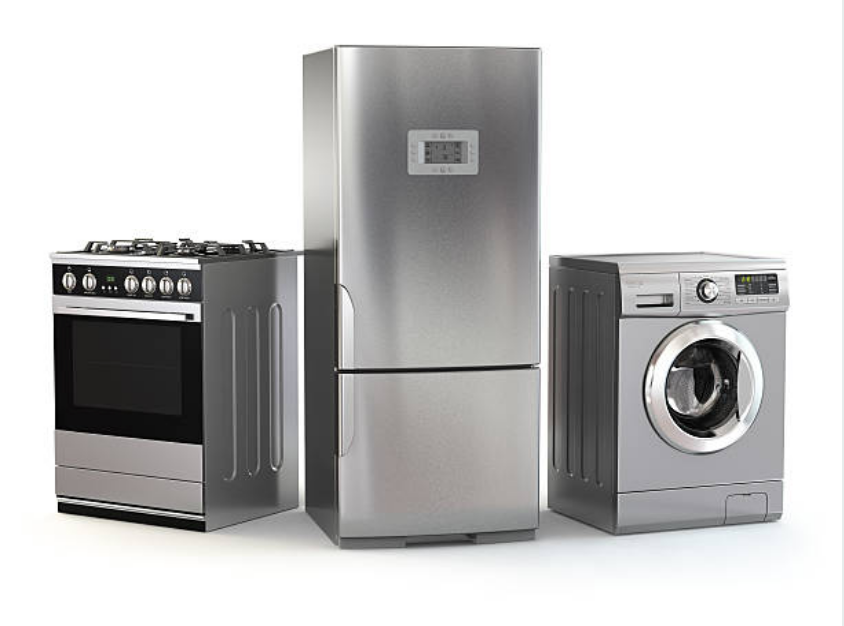 stainless steel appliance image